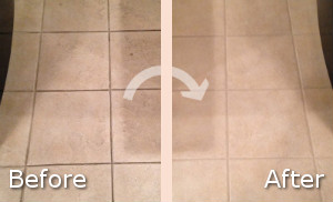 Kitchen Cleaning Before and After